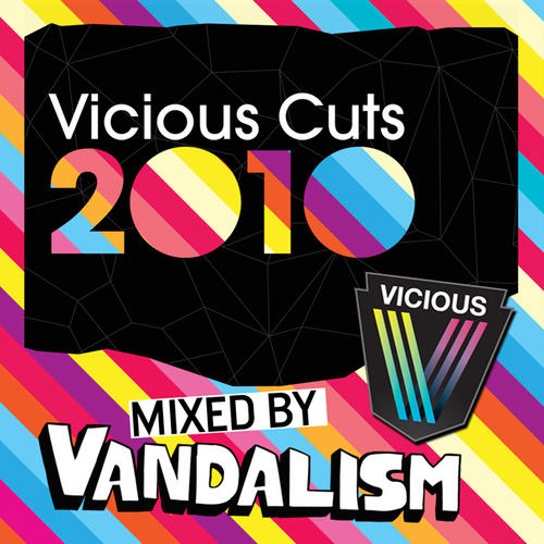 Album Art - Vicious Cuts 2010