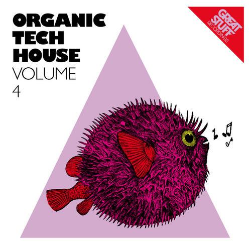 Album Art - Organic Techhouse Volume 4