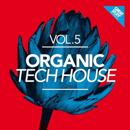 Album Art - Organic Tech House Vol. 5