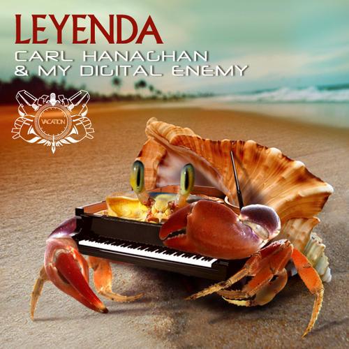 Album Art - Leyenda
