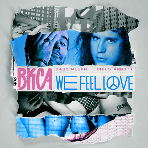 Album Art - We Feel Love