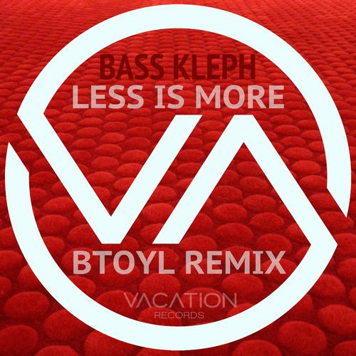Less Is More: BTOYL Remix Album Art