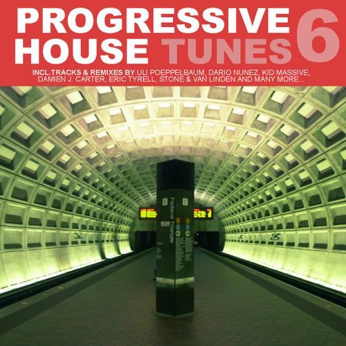Album Art - Progressive House Tunes Vol. 6