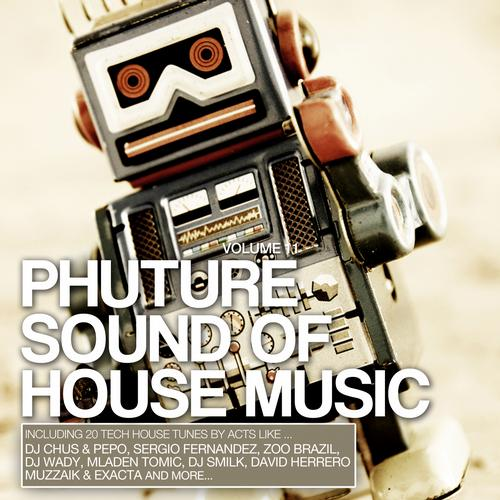 Album Art - Phuture Sound Of House Music Vol. 11