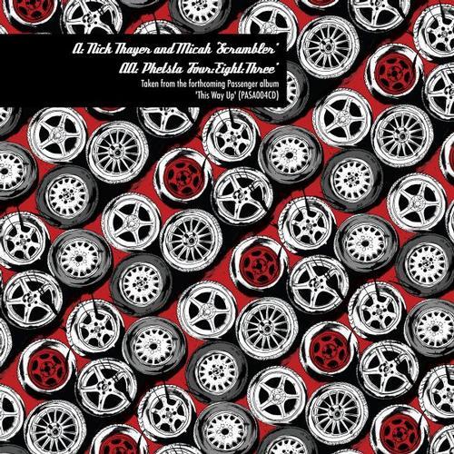 Album Art - Nick Thayer & Micah 'Scrambler' / Phetsta 'Four:Eight:Three' (THIS WAY UP ALBUM SAMPLER 1)
