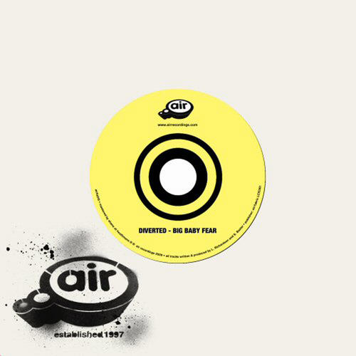 Album Art - Big Baby Fear