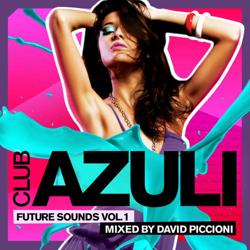 Album Art - Club Azuli Future Sounds Volume 1