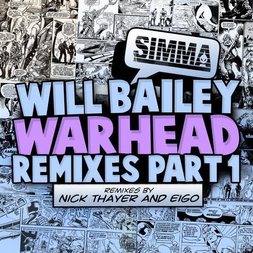 Album Art - Warhead Remixes Part 1