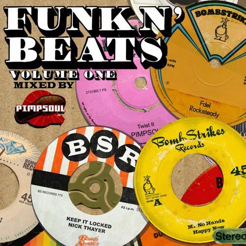 Album Art - Funk N' Beats Volume One (Mixed By Pimpsoul)
