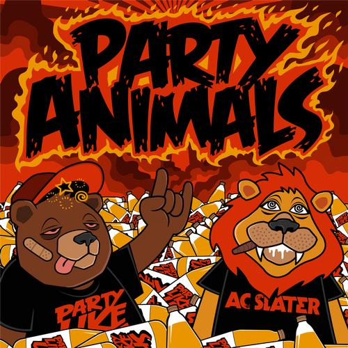 Album Art - Party Animals EP
