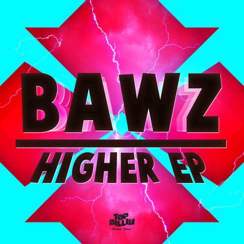 Album Art - Higher EP