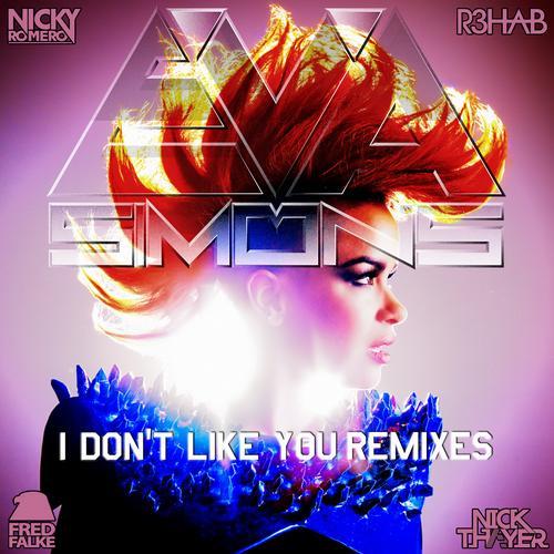 Album Art - I Don't Like You (Remixes)