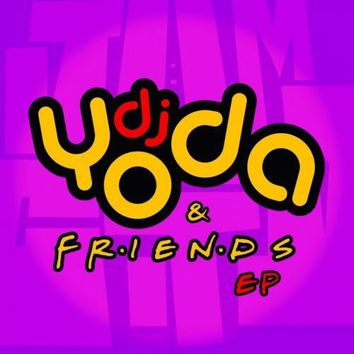 Album Art - DJ Yoda and Friends EP