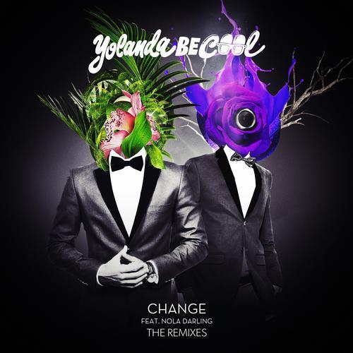 Album Art - Change (Remixes)