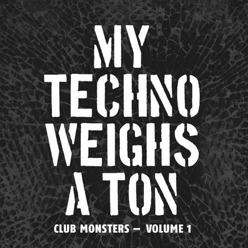 Album Art - Club Monsters Vol. 1