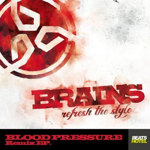 Album Art - Blood Pressure EP.