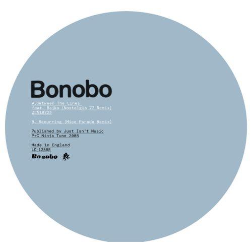 Album Art - In Between / Recurring Remixes