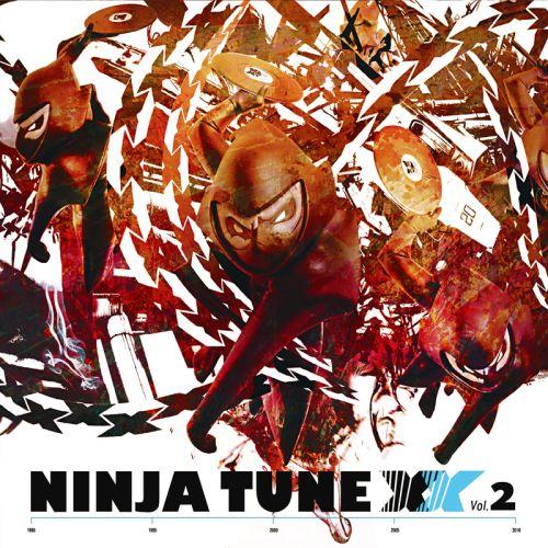Ninja Tune XX: Volume 2 Album Art