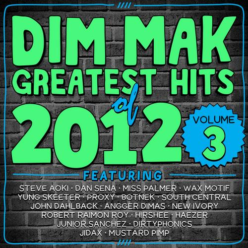 Album Art - Dim Mak Greatest Hits of 2012, Vol. 3