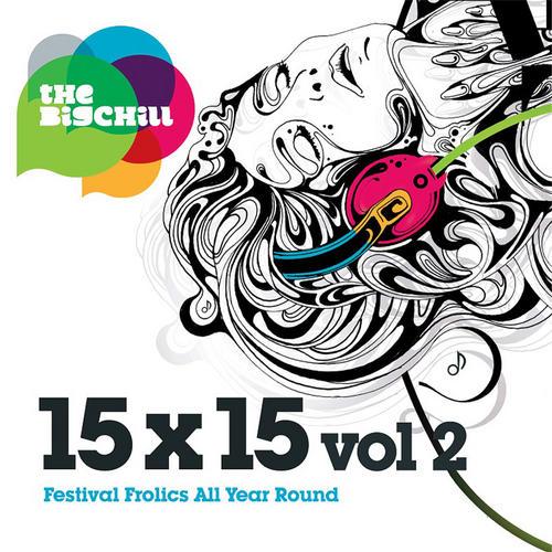 Album Art - 15X15 Volume 2 - Festival Frolics All Year Round