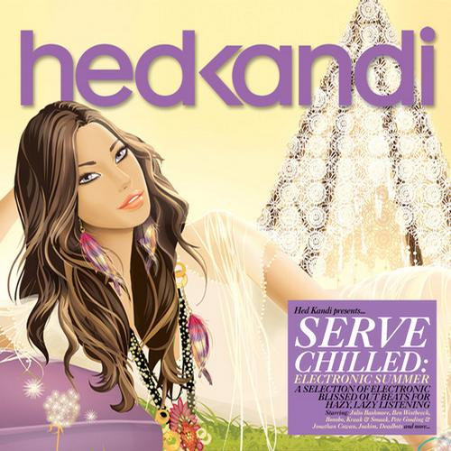Album Art - Hed Kandi - Serve Chilled: Electronic Summer