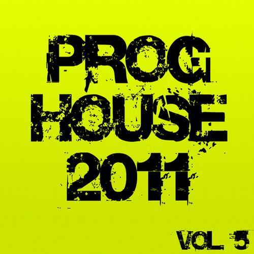 Album Art - Proghouse 2011, Volume 5