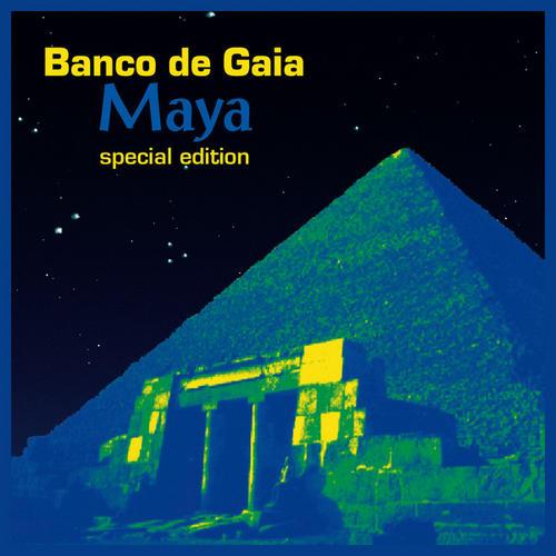 Album Art - Maya