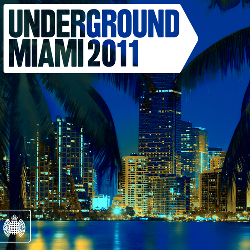 Album Art - Underground Miami 2011