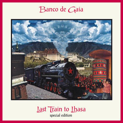 Album Art - Last Train to Lhasa