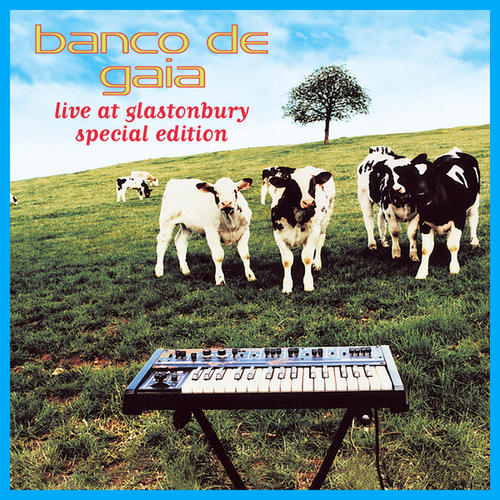 Album Art - Live At Glastonbury