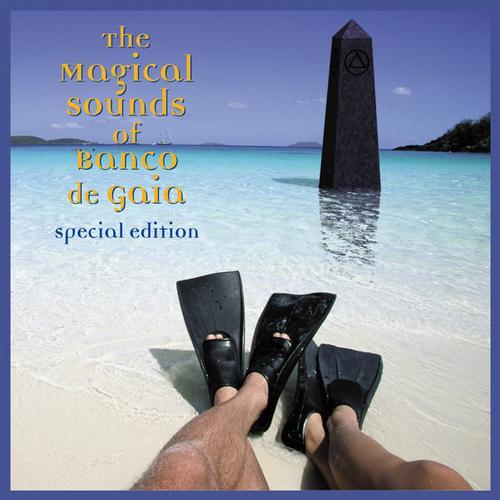 The Magical Sounds of Banco De Gaia Album Art