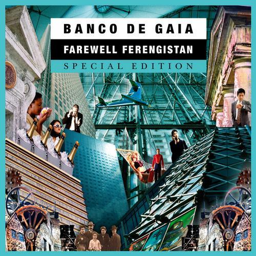 Album Art - Farewell Ferengistan