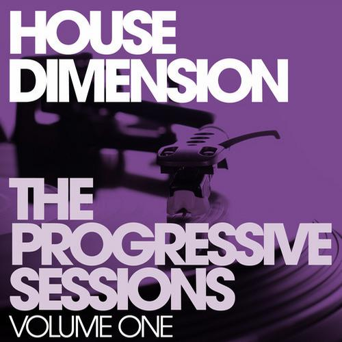 Album Art - House Dimension - The Progressive Sessions - Volume One