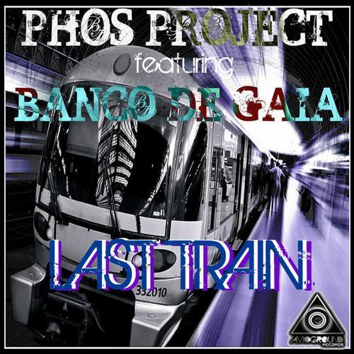Album Art - Last Train