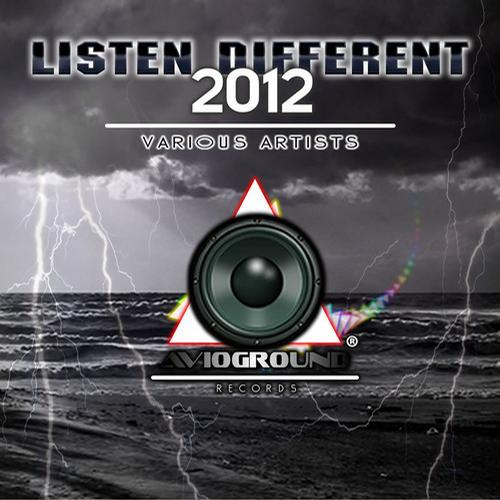 Album Art - Listen Different 2012 V.A.