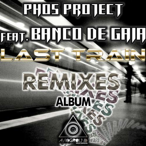 Album Art - Last Train Remixes