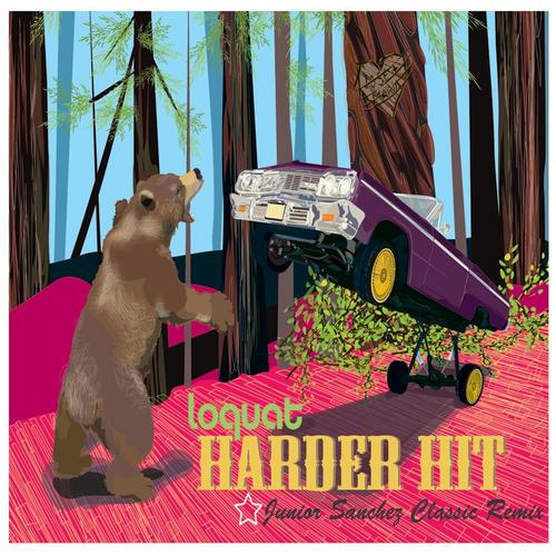Album Art - Harder Hit