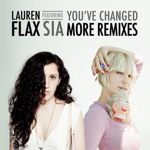 Album Art - You've Changed - More Remixes