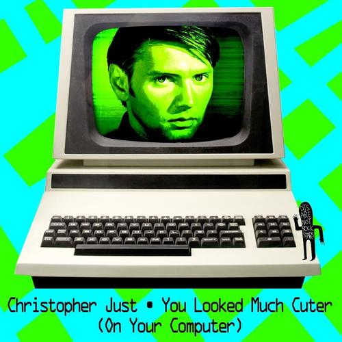 Album Art - You Looked Much Cuter (On My Computer)