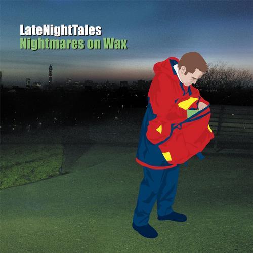 Album Art - Late Night Tales: Nightmares On Wax