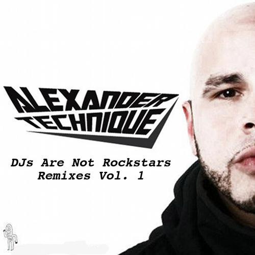 Album Art - DJs Are Not Rockstars Remixes Vol. 1