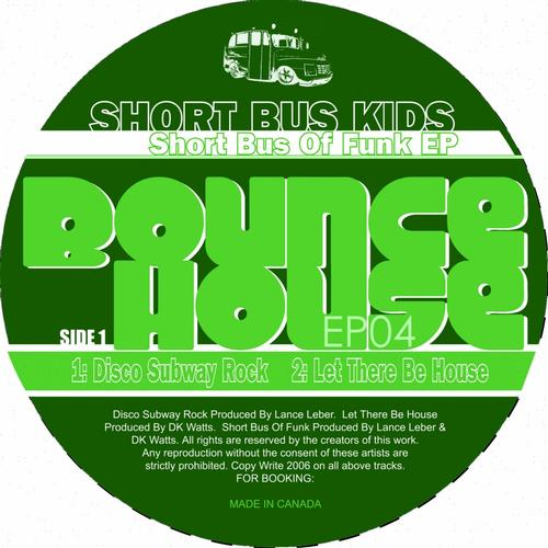 Album Art - Short Bus of Funk EP