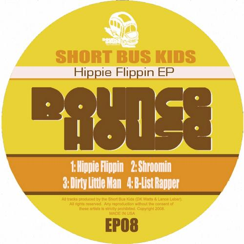 Album Art - Hippie Flippin EP
