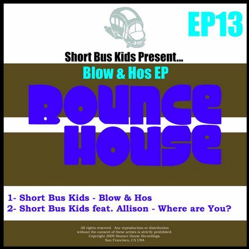 Album Art - Blow & Hos EP