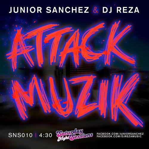 Album Art - Attack Muzik