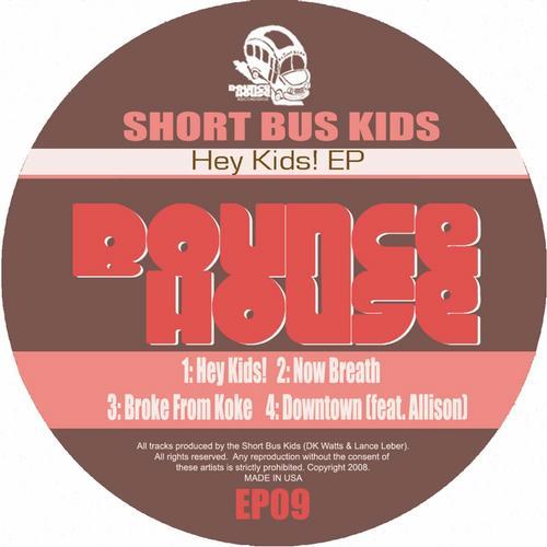 Album Art - Hey Kids! EP