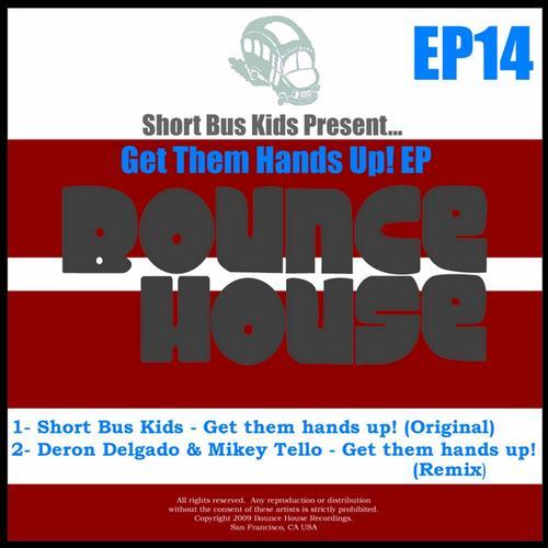 Album Art - Get Them Hands Up! EP