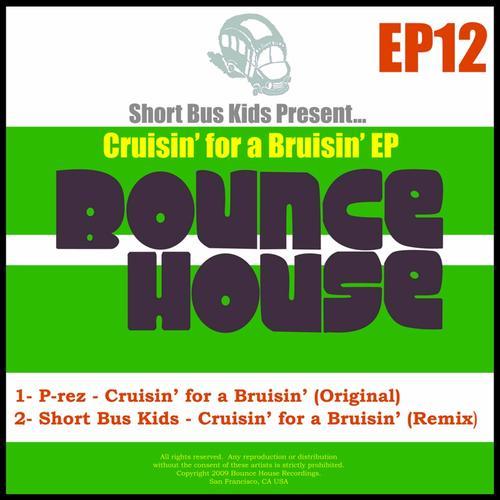 Album Art - Cruisin' for a Bruisin' EP