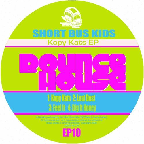 Album Art - Kopy Kats EP