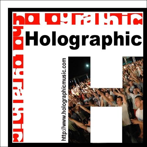 Album Art - Holographic Summer 2006 Sampler part I